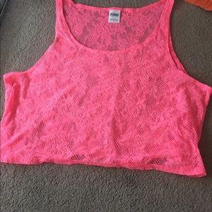 Victoria Secret half Shirt